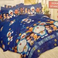 Terbaru Bedcover Set Bonita Doraemon Stand By Me No.1 King 180 Bcs Bed