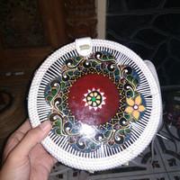 Jual Tas rotan motif asli Lombok Murah