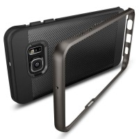Oppo neo 5 A51 7 A33 case back cover casing softcase hp SPIGEN CARBON