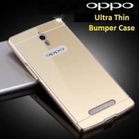 Oppo Find 7 7a X9006 X9007 casing back cover hard bumper hp METAL CASE