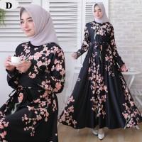 Jual Maxi Dress Gamis Terbaru Modern Gamis Maxmara Baju Abaya Busui Murah