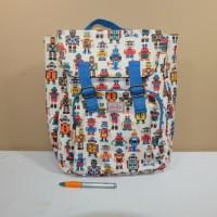 Tas ransel backpack wanita branded CATH KIDSTON Robot second original