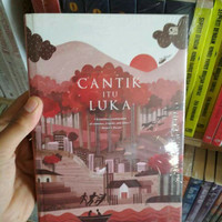 Cantik itu Luka Hardcover Original- Novel Eka Kurniawan
