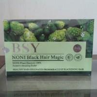 Shampo NONI BSY Black Hair Magic ASLI Original 100%