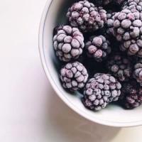 Frozen IQF Blackberry / Blackberry Beku 1 Kg