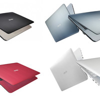 ASUS X441MA WIN10 ORI (HDD 500GB) LAPTOP ASUS INTEL N4000 RAM 4GB