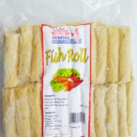 Sunfish Fish Roll 1kg