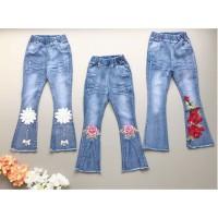 Harga termurah babyfit chrysant jeans anak tanggung celana anak 5 9thn | Hargalu.com