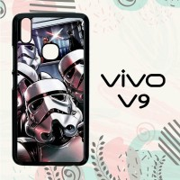 Casing Vivo V9 Custom HP Star Wars Stormtrooper Selfie Z4205