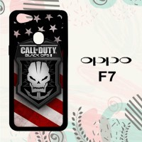 Casing OPPO F7 Custom HP Black Ops 3 Call of Duty O0954