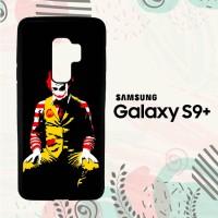 Casing Samsung Galaxy S9 Plus Custom HP Mcd Joker LI0103
