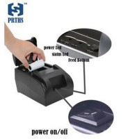 Thermal Printer Nota Kasir 58mm - Black