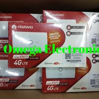 Mifi Modem Wifi Router 4G UNLOCK Huawei E5673 Free Smartfren 45Gb 1T