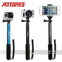 TONGSIS MONOPOD ATTANTA SMP 07 FOR GOPRO, SJCAM, YI CAM, kamera camera