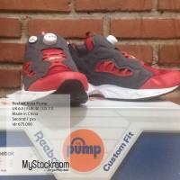 Sepatu Running & Basket Reebok Insta Pump