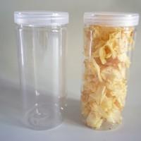 Toples Plastik PET 1400ml Jar Premium Tabung 1,4 L Serbaguna 1400 ml