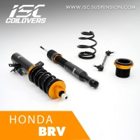 ISC COILOVERS - HONDA BRV (BASIC)