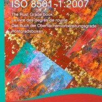 ISO 8501-1 2007 - The Rust Grade Book Preparation of Steel Substrates