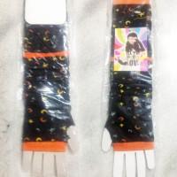 Harga sarung tangan deker sepeda motor orange hitam | antitipu.com