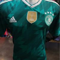 Jersey Negara Germany / Jerman Away World Cup 2018 Grade Ori Thailand