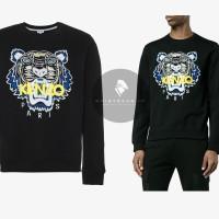 KENZO BLACK TIGER SWEATSHIRT ORIGINAL | KENZO PARIS TIGER SWEATER