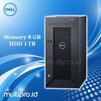 Server Dell /Dell PowerEdge Server T30 Microtower T30 E3-1225 v5 3.3GH