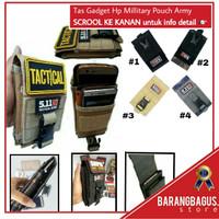 Tas Hp Outdoor Brandcode Prince 118 Model Army Tactical 115