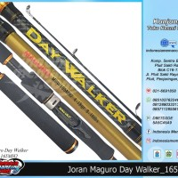 Joran Spinning Maguro Daywalker 165