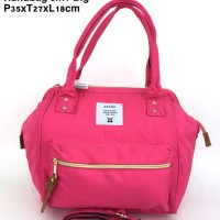 Tas import Wanita Anello Handbag 3in 1 Big A1251 - 3 c9ecf6f22736f