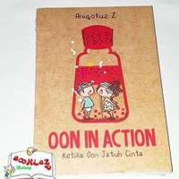 Novel Wattpad - Oon In Action - aniqotuz Z