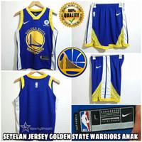 526d9f008aaf JERSEY BASKET NBA ANAK   KIDS GOLDEN STATE WARRIORS - NIKE REPLIKA