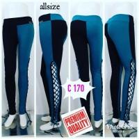 SPL Celana Senam Zumba Celana Panjang Legging Celana Olahraga Jogger