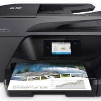 PRINTER HP OFFICE JET 8210