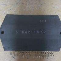 IC stk 4211MK 2 power amplifier steteo