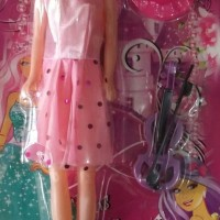 Mainan Barbie princess Biola
