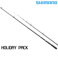 Rod Joran Shimano Holiday Pack Telescopic 30-270T