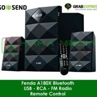 Speaker Aktif 2.1 Fenda F&D A108X Bluetooth Remote Control