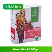 GASOL Organik Beras Merah 300Gr / Makanan Bayi