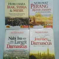 Seri Akhir Zaman (Bumi Damascus) 1 Set