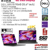 DELL XPS 15 TOUCH 4K Ultra HD ( 15.6 Inch )