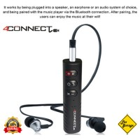 4CONNECT Bluetooth Wireless Audio Music Receiver Dongle Original