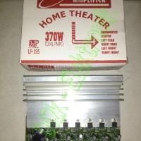 Power Amplifier 5.1CH untuk HOME THEATER ( LF195 ) Barang Oke