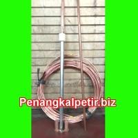 Paket Penangkal Petir Ukuran Rumah (2 Lantai) Wilayah Tangerang