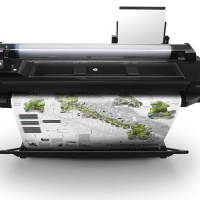 Printer Plotter HP Designjet T520 (CQ893A) ePrinter Wifi 36inch