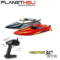 Volantex RC Boat Vector30 795-3 2.4GHz 4 Channel 30km/h Racing