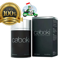 100% Original! Caboki Hair Fiber 25g BLACK