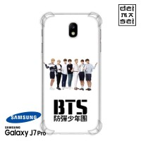 BTS 02 Casing Samsung Galaxy J7 Pro Anti Crack Anticrack Case HP