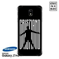 Ronaldo Juventus CR7 Juve Casing Samsung Galaxy J7 Pro Anti Crack HP