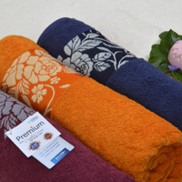 handuk mandi terry palmer premium size 70*140-motif lara