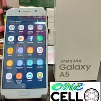 Samsung Galaxy A5 2017 Full Set Second - Kondisi Masih Mulus